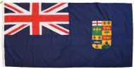 Canadian Naval Ensign 1910-1911