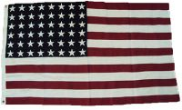 8x5ft 96x60in US 48 Star Flag