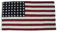 66x35in US 48 Star Flag (executive size)