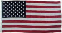 5.7x3ft 174x91cm USA Flag (US size 9)