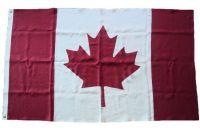 1.25yd 45x22.5in 114x57cm Canada Cloth Flag