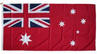 5x3ft 60x36in 152x91cm Australia red ensign (woven MoD fabric)