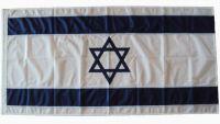 3yd 108x54in 274x137cm Israel Flag