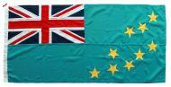 Tuvalu Islands Flag