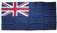6x4ft 183x122cm Blue Ensign