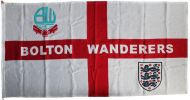 Bolton Wanderers Football Club flag 2yd