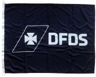 DFDS shipping flag