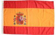 Spain flag, Bandera de España (woven MoD fabric)