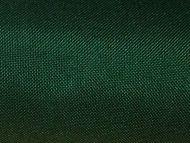 Dark green woven polyester