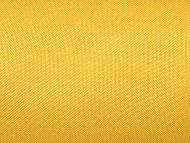 Yellow woven polyester