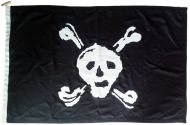 3x2ft 36x24in 91x61cm Stede Bonnet flag (woven MoD fabric)