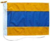 48x72in 122x183cm Delta D signal flag US Navy Size 14