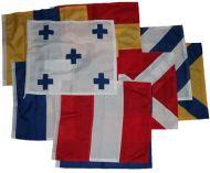 NATO signal flags 0-9